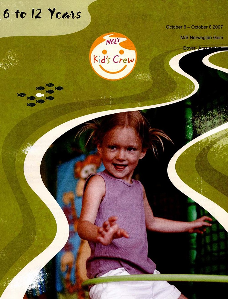 Kid's Crew Programme 6 - 12 yrs