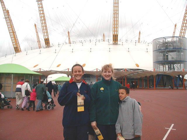 Laura, Karen & Ben