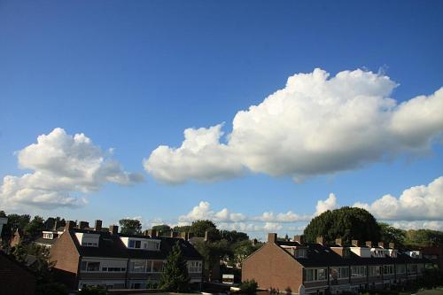 City Views 2015 September 1 Cloudy Days