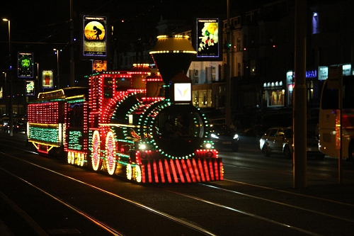 Blackpool Trams 2015 (15)