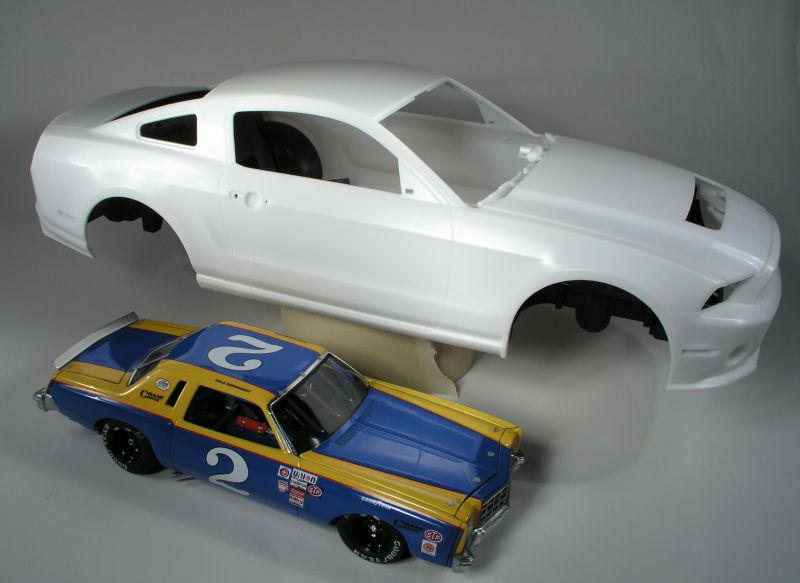 full build review 1 12 revell shelby mustang gt500 car kit news reviews model cars. Black Bedroom Furniture Sets. Home Design Ideas