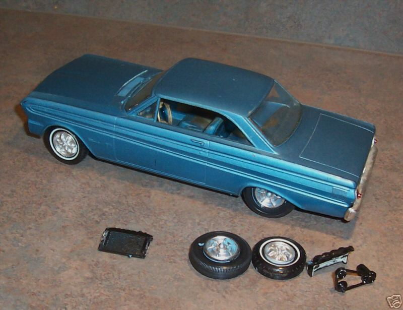 Amt 1964 ford falcon hardtop on the workbench model cars 1964falcon1 vig sciox Images