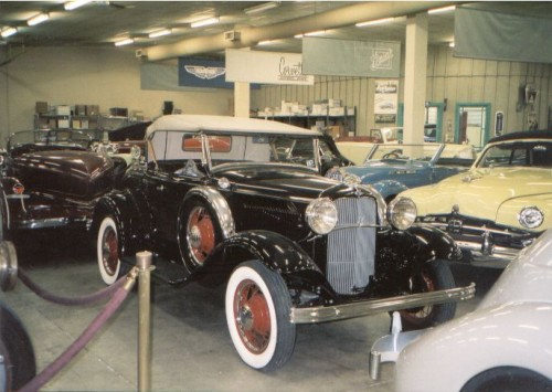 32 Ford stock