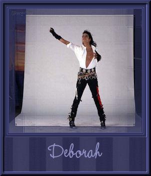 Michael Jackson 9Deborah