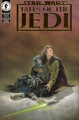 Tales of the Jedi Special Edition #3