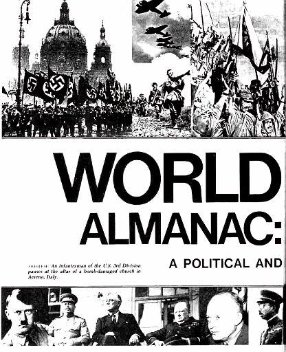 PAGE 02 - WORLD WAR II ALMANAC