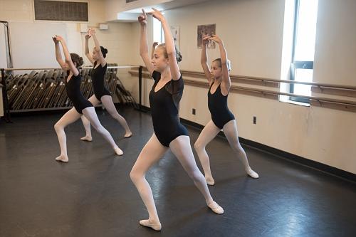 Brighton Ballet Practice DG-105