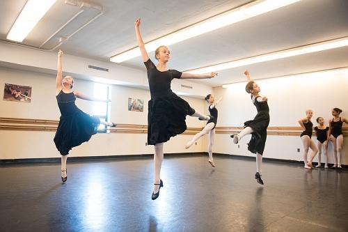 Brighton Ballet Practice DG-168