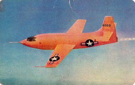 1952 Hood Country Peach Bell X-1 (1)