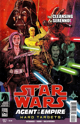 Agent of the Empire Hard Targets #2