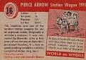 1953-54 Topps World on Wheels #016