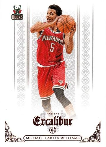 2014-15 Panini Excalibur #006 (1)
