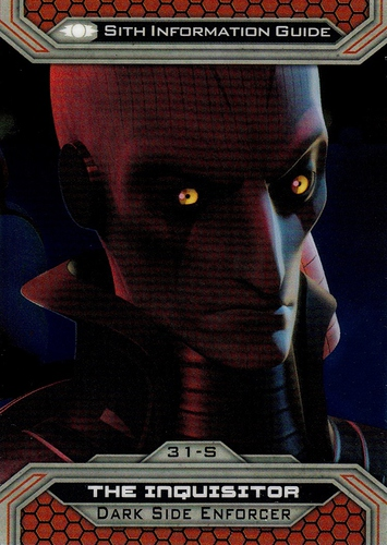 Chrome Perspectives Jedi vs  Sith #31S (1)