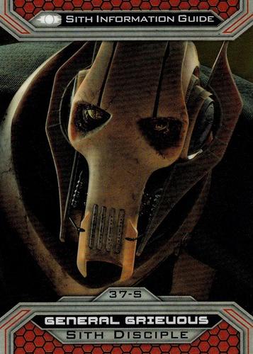 Chrome Perspectives Jedi vs  Sith #37S (1)