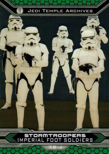 Chrome Perspectives Jedi vs  Sith #38J (1)