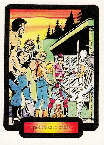 1987 Comic Images GI Joe #41 (1)