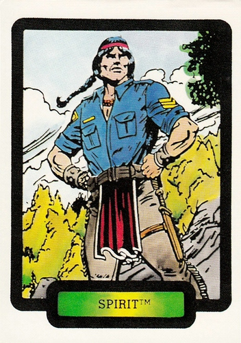 1987 Comic Images GI Joe #54 (1)