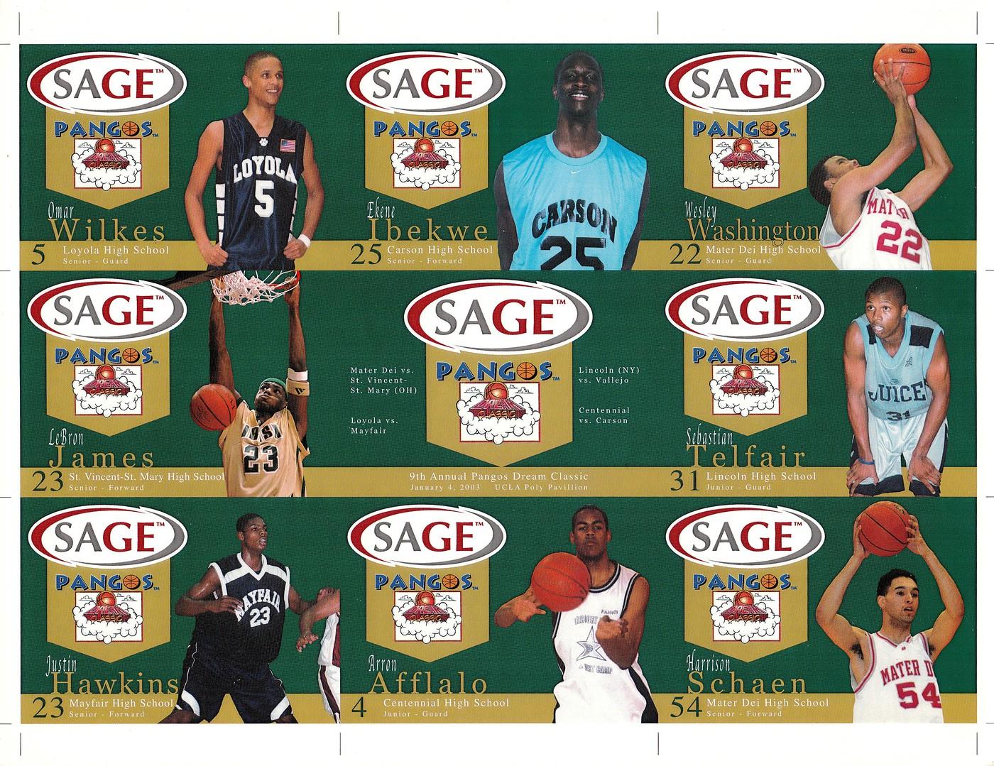 2003 Sage Pangos Uncut Sheet (1)