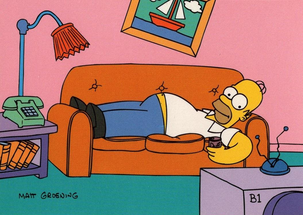 Simpsons Promo #B1 (1)