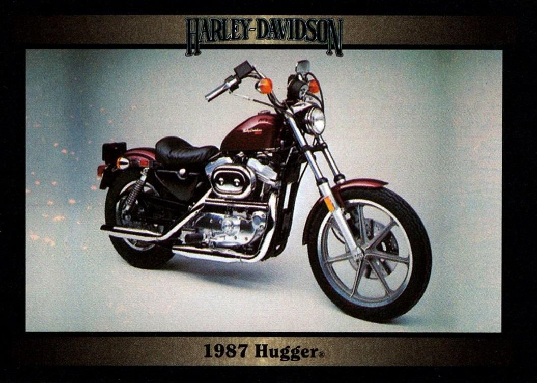 1992 Harley-Davidson #082 (1)