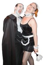 Halloween 2012 - Erik & Anna