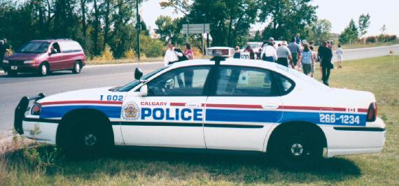 AB - Calgary Police