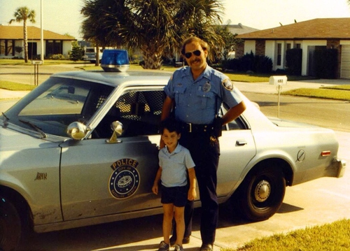 FL - Satellite Beach Police 1980 Dodge Aspen