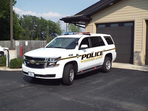 IL - Wonder Lake Police
