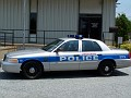 NC - China Grove Police