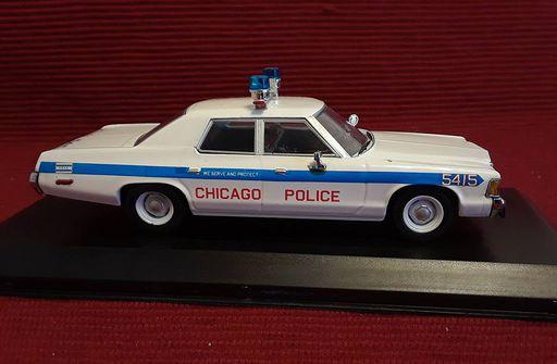 Chicago Police 1977 Dodge Royal Monaco