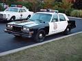 Cleveland Police 1984 Dodge Diplomat