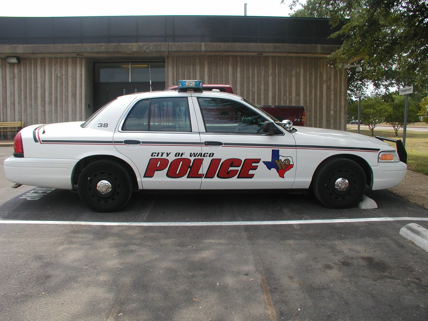 TX - Waco Police