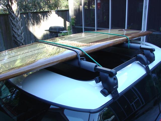 Barras portaequipajes para el mini 1 y 2 generaci n - Barras de minibar ...