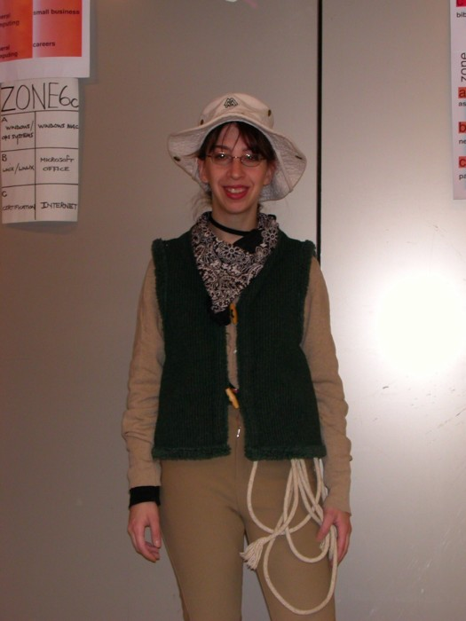 Marni Halloween 2002