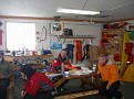 Summit patrol shack