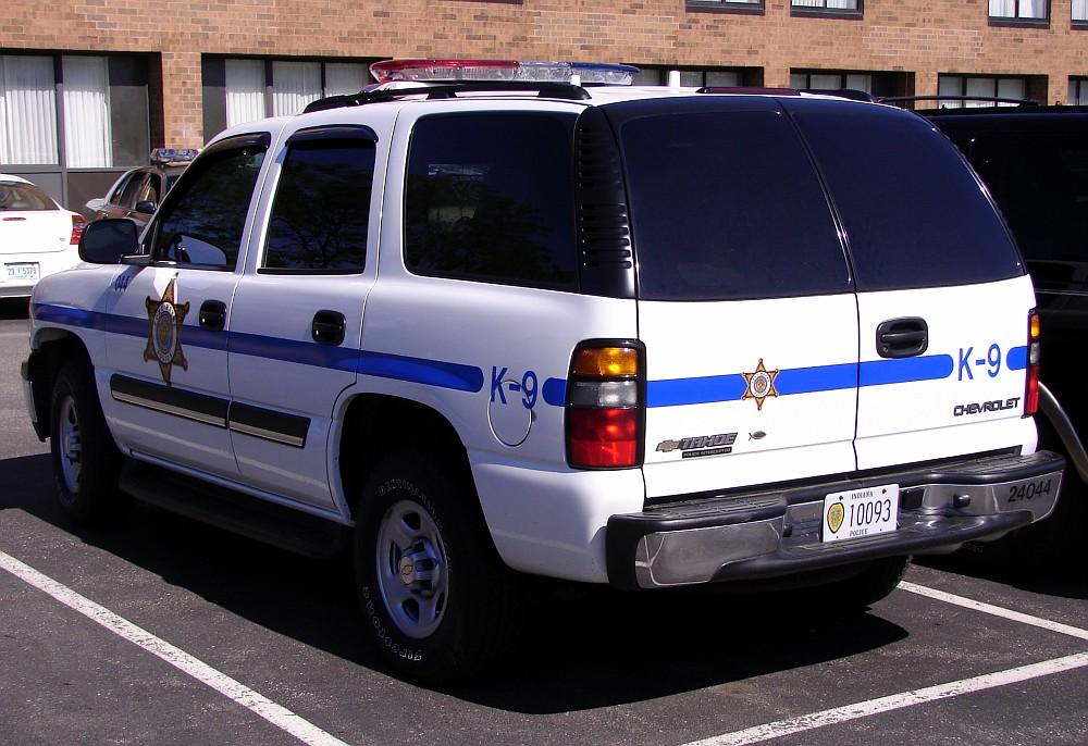 2003 Chevrolet Tahoe >> Allen County