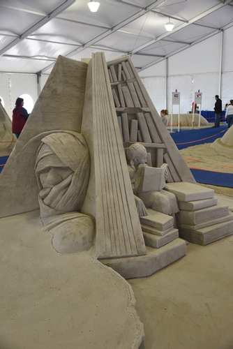 Sand Sculptures 2015 133
