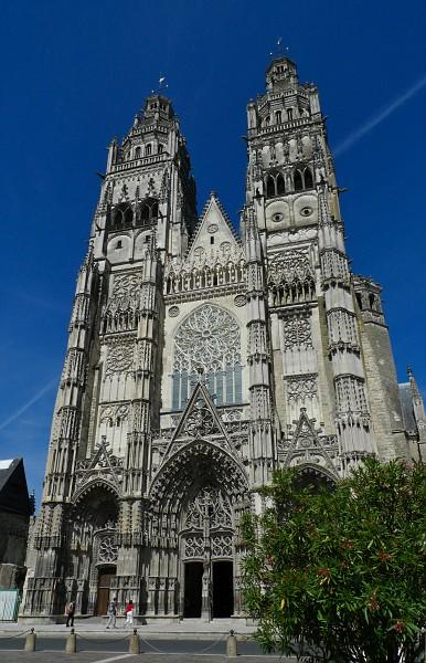 Tours - Cathedrale St-Gatien