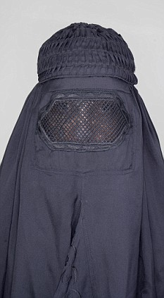 WOMAN OR TERRORIST?