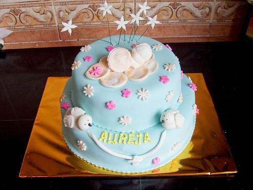 Krikštynų tortai