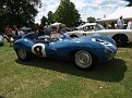 1955 Jaguar D-Type owned by James Taylor