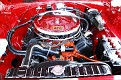 13 1967 Plymouth GTX engine compartment view