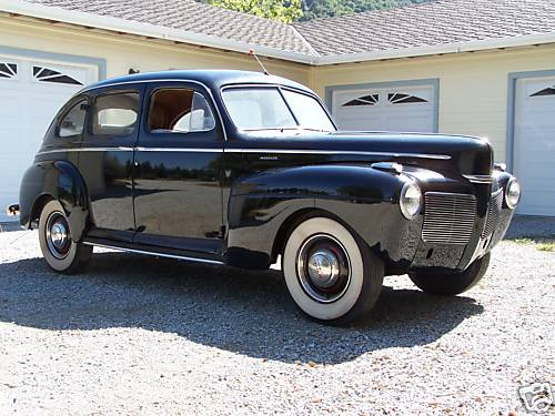 Photo 1941 mercury 4 door sedan 1u 1939 1940 1941 1942 for 1941 ford 4 door