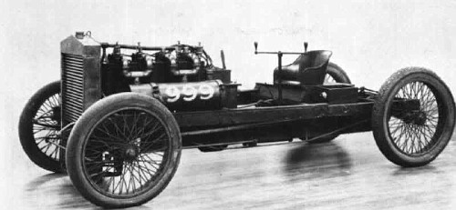 Photo: 1903 Ford 999 early photo | 1902 to 1929 Ford Race Cars ...