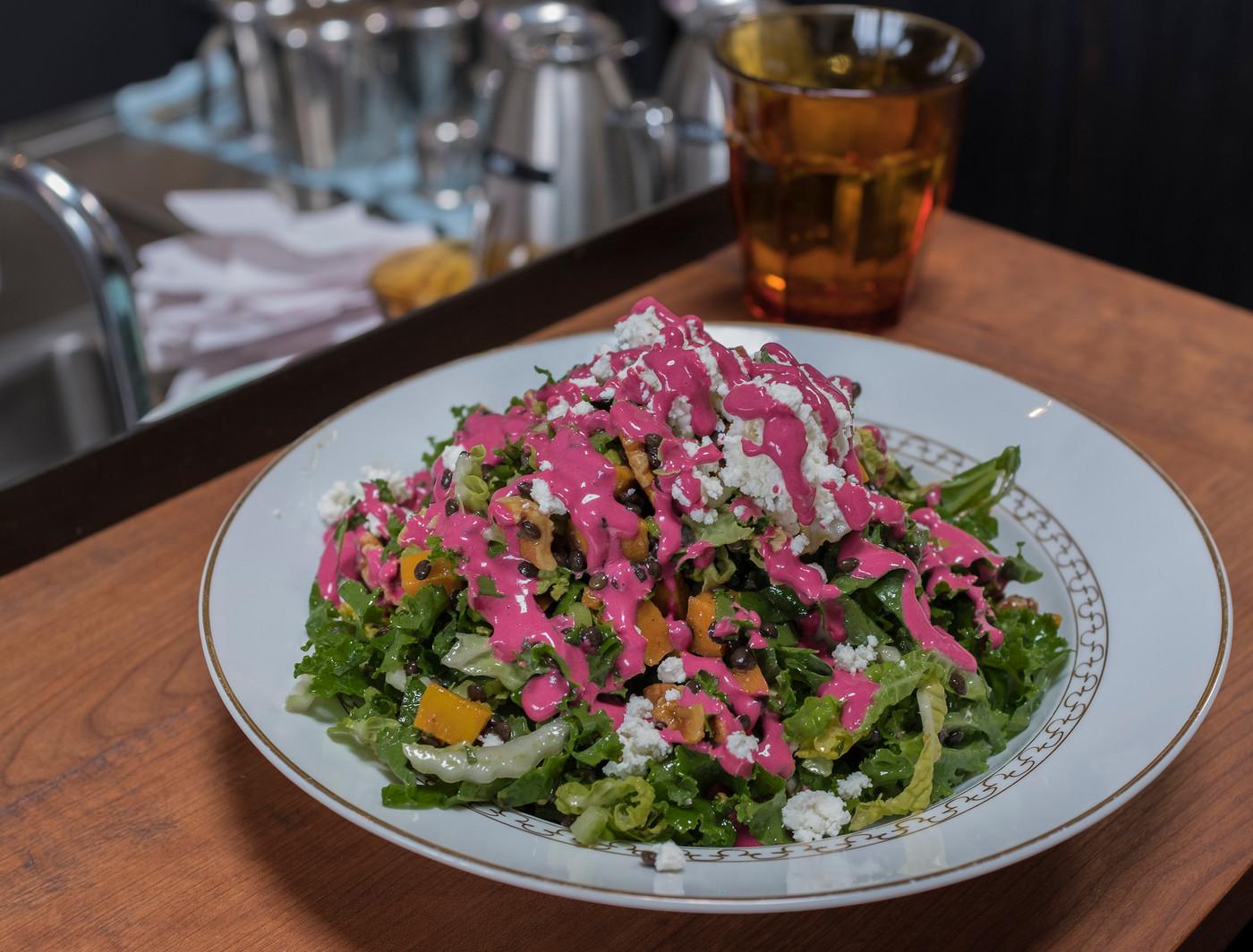 Salad at Parallel