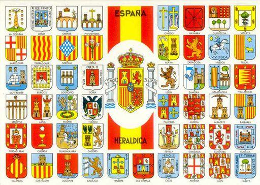 SPAIN 02 PROVINCES FLAGS