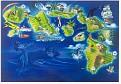 00- Map of HAWAII (HI)