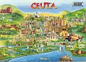 00- Map of Ceuta