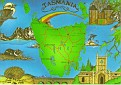 TASMANIA - 00-Map