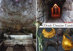 Bulgaria - Mezek Thracian Tomb